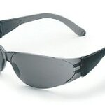 CL112 Crews Checklite Safety Glasses Gray Lens