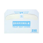 BWKK2500 Toilet Seat Covers 10 boxes/CS