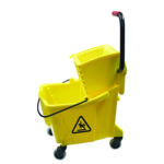 UN2635COMBOYEL Side Press Mop Bucket
