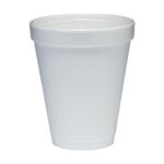 DCC10J10 Foam Cup 10oz 40 bags of 25 cups/CS