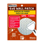 WP6 6x6 Inch Drywall Patch