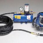 9210-01 One Worker Full Mask Low Pressure System