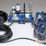 9200-02 Two Worker Full Mask Low Pressure System