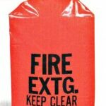 FEC1 Small Fire Extinguisher Cover
