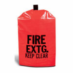 FEC2 Medium Fire Extinguisher Cover