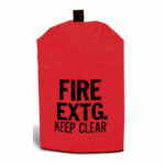 FEC10 Extra Small Heavy-Duty Fire Extinguisher Cover