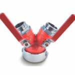 611 Gated Wye, NST Hose Valve
