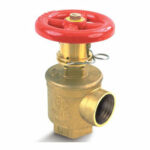 421Br Pressure Reducing Angle Valve