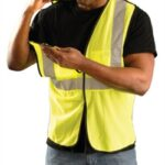 ECO-GCB 5-PT. Break-Away Mesh Safety Vest